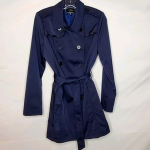 2/$40   Le chateau trench coat